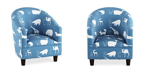 Sparrow & Wren Poppy Kids Tub Chair - 100% Exclusive - Bloomingdale's_2