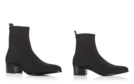 Archive Women's Irving Neoprene Block Heel Booties - Bloomingdale's_2