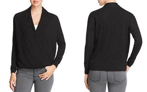 Joie Lien Crossover-Front Sweater - Bloomingdale's_2