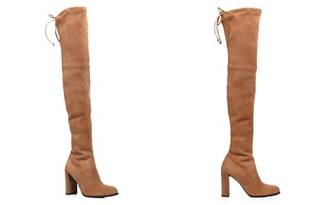 Stuart Weitzman Women's Hiline Suede Over-the-Knee Boots - Bloomingdale's_2