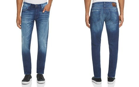 Mavi Jake Brooklyn Slim Straight Fit Jeans in Blue - Bloomingdale's_2