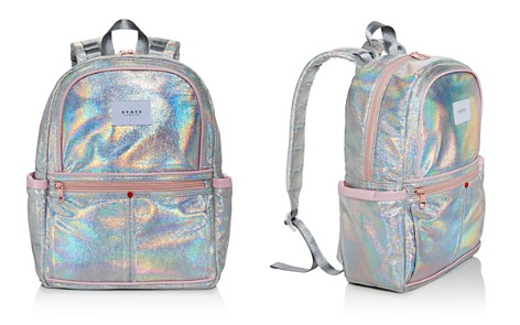 STATE Girls' Iridescent Backpack - Bloomingdale's_2