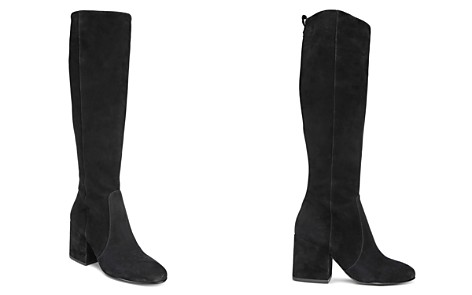 Sam Edelman Women's Thora Suede Tall Block Heel Boots - Bloomingdale's_2