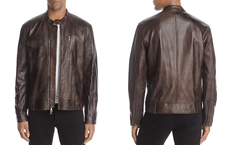 John Varvatos Collection Leather Moto Jacket - Bloomingdale's_2