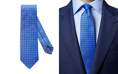 Eton Geometric Classic Tie - Bloomingdale's_2