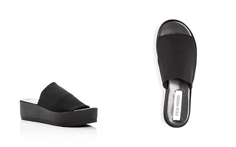 STEVE MADDEN Girls' Jslinky Platform Slide Sandals - Little Kid, Big Kid - Bloomingdale's_2