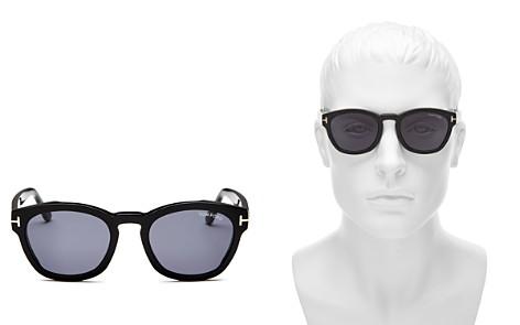 Tom Ford Men's Bryan Square Sunglasses, 51mm - Bloomingdale's_2