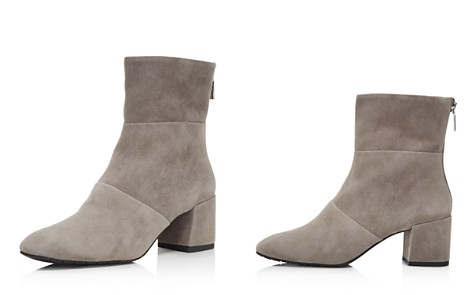 Kenenth Cole Women's Eryc Suede Block-Heel Booties - Bloomingdale's_2