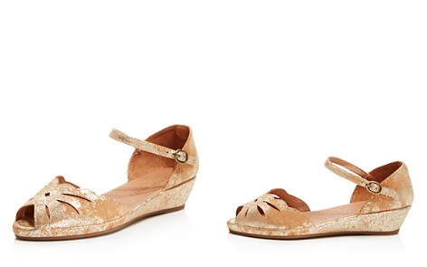 Gentle Souls Women's Lily Moon Leather Wedge Flats - Bloomingdale's_2