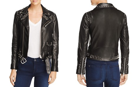 IRO.JEANS Guara Studded Leather Moto Jacket - Bloomingdale's_2