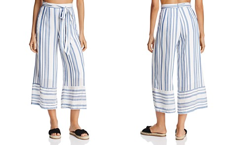 Lost + Wander Marina Cropped Straight-Leg Pants - Bloomingdale's_2