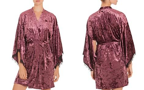 Midnight Bakery Crushed Velvet Kimono - Bloomingdale's_2