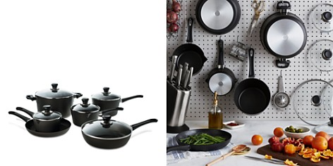 Scanpan Stratanium Classic 11-Piece Deluxe Cookware Set - Bloomingdale's_2