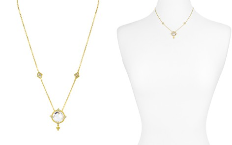 "Freida Rothman Mirror Stone Necklace, 15"" - Bloomingdale's_2"