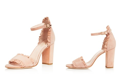 kate spade new york Women's Odele Suede High Heel Sandals - Bloomingdale's_2