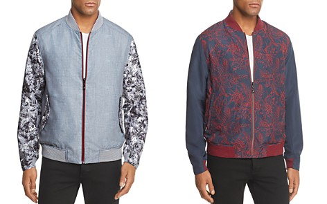 Robert Graham Nimble Reversible Bomber Jacket - Bloomingdale's_2