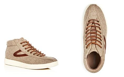 Tretorn Men's Nylite Wool Mid Top Sneakers - Bloomingdale's_2