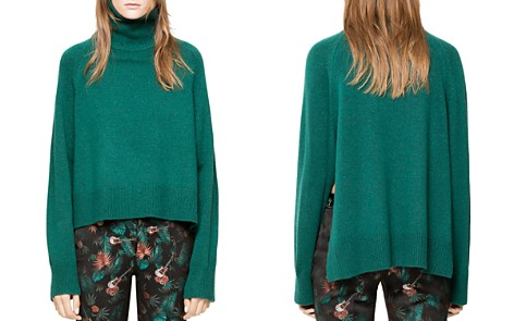 Zadig & Voltaire Cea Shimmer-Knit Sweater - Bloomingdale's_2