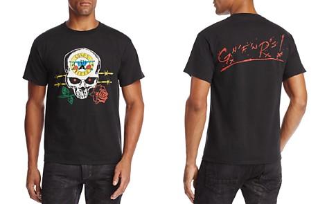 Bravado Guns N' Roses Skull Crewneck Short Sleeve Graphic Tee - 100% Exclusive - Bloomingdale's_2