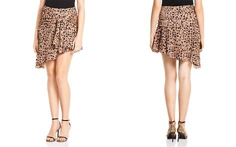 Haute Hippie Edith Faux-Wrap Skirt - Bloomingdale's_2
