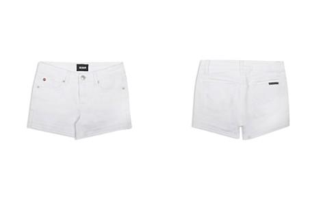 Hudson Girls' Frayed Denim Shorts - Big Kid - Bloomingdale's_2