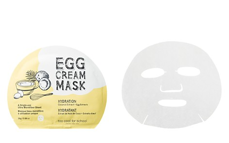 Too Cool For School Egg Cream Mask Hydration - Bloomingdale's_2