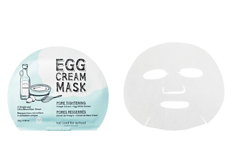 Too Cool For School Egg Cream Mask Pore Tightening - Bloomingdale's_2
