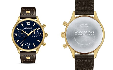 Movado Heritage Calendoplan Chronograph, 45mm - Bloomingdale's_2
