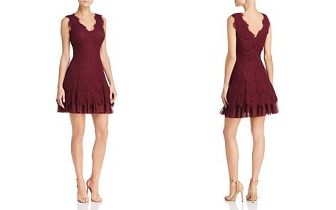 Avery G Tulle-Hem Lace Dress - Bloomingdale's_2