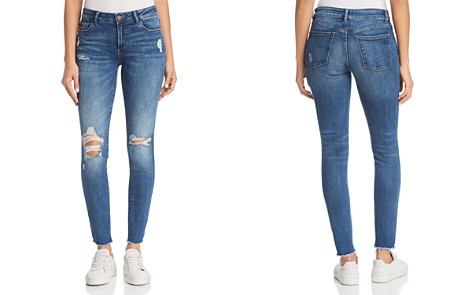 DL1961 Margaux Instasculpt Ankle Skinny Jeans in Lowell - Bloomingdale's_2