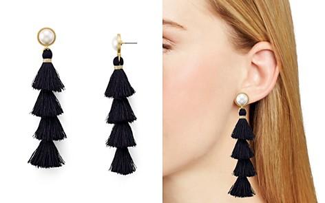 AQUA Tassel Drop Earrings - 100% Exclusive - Bloomingdale's_2