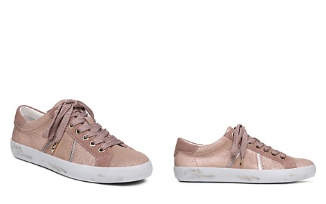 Sam Edelman Baylee Women's Suede Low Top Lace Up Sneakers - Bloomingdale's_2
