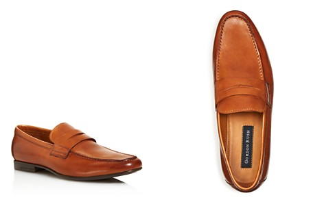 Gordon Rush Men's Connery Calf Leather Loafers - Bloomingdale's_2