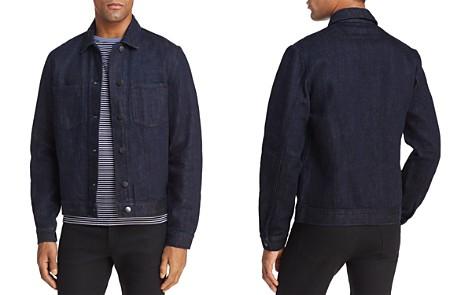 A.P.C. Career Denim Jacket - Bloomingdale's_2