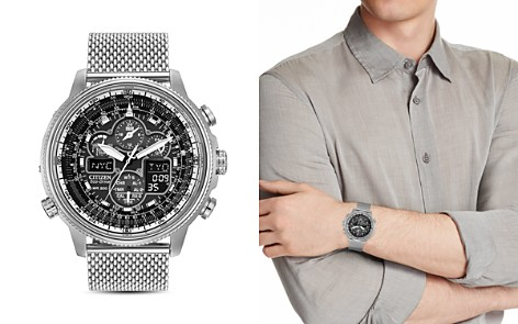 Citizen Navihawk A-T Watch, 48mm - Bloomingdale's_2