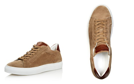 To Boot New York Men's Britt Suede Low Top Sneakers - Bloomingdale's_2
