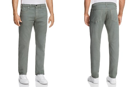 FRAME Slim Fit Chinos in Agave - 100% Exclusive - Bloomingdale's_2