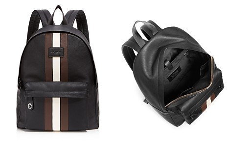 COACH Varsity Striped Backpack - 100% Exclusive - Bloomingdale's_2