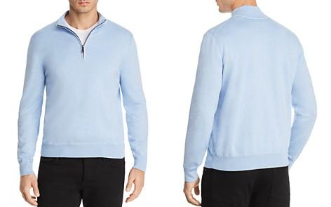 Brooks Brothers Half-Zip Sweater - Bloomingdale's_2