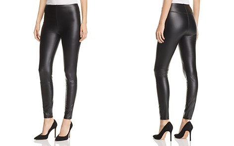 Lyssé Jones Faux Leather Leggings - Bloomingdale's_2