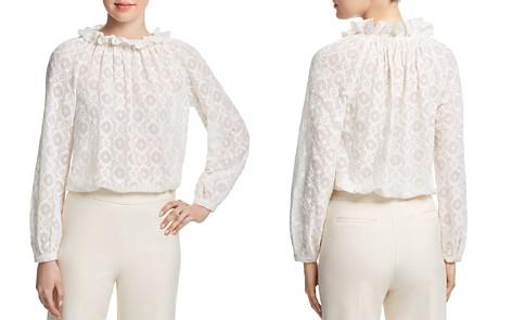 Gigi Floral Silk Camisole
