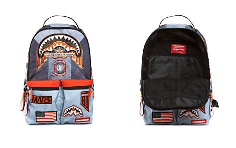 Sprayground Unisex Buzz Aldrin Mars Patches Backpack - Bloomingdale's_2