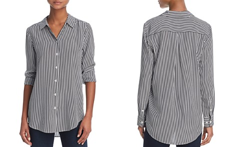 Equipment Essential Silk Stripe Shirt - Bloomingdale's_2