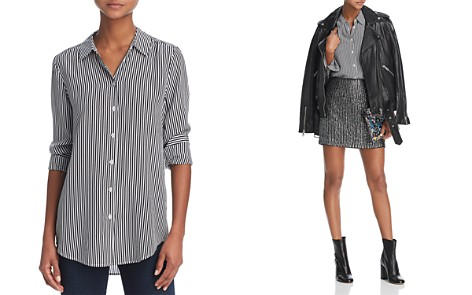 Equipment Essential Silk Stripe Shirt - Bloomingdale's_2