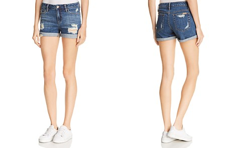 Joe's Jeans The Rolled Denim Shorts in Vaneza - Bloomingdale's_2