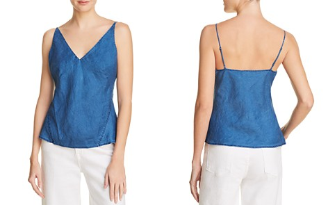 J Brand Lucy Camisole Top - Bloomingdale's_2