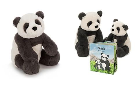 Jellycat Little Harry Panda - Ages 0+ - Bloomingdale's_2