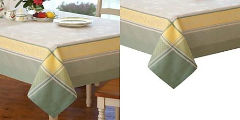 "Villeroy & Boch Fleurence Jacquard Tablecloth, 63"" x 63"" - Bloomingdale's Registry_2"