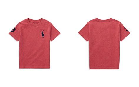 Ralph Lauren Childrenswear Boys' Big Pony Jersey Tee - Little Kid - Bloomingdale's_2