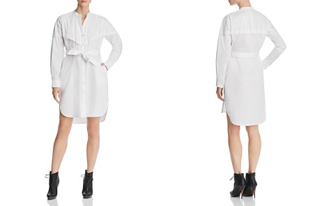 Burberry Michaela Belted Shirt Dress - Bloomingdale's_2